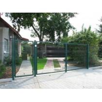 Ворота и калитки под 3д сетку