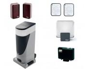 Комплект автоматики для откатных ворот Nice SLH400BDKCE
