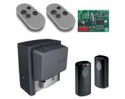 Комплект автоматики для откатных ворот CAME BX704 COMBO CLASSICO